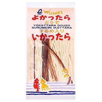 一榮食品 鱈魚魷魚絲-袋裝(21g)