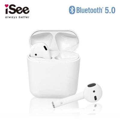 iSee BT5.0智慧觸控真無線藍牙耳機
