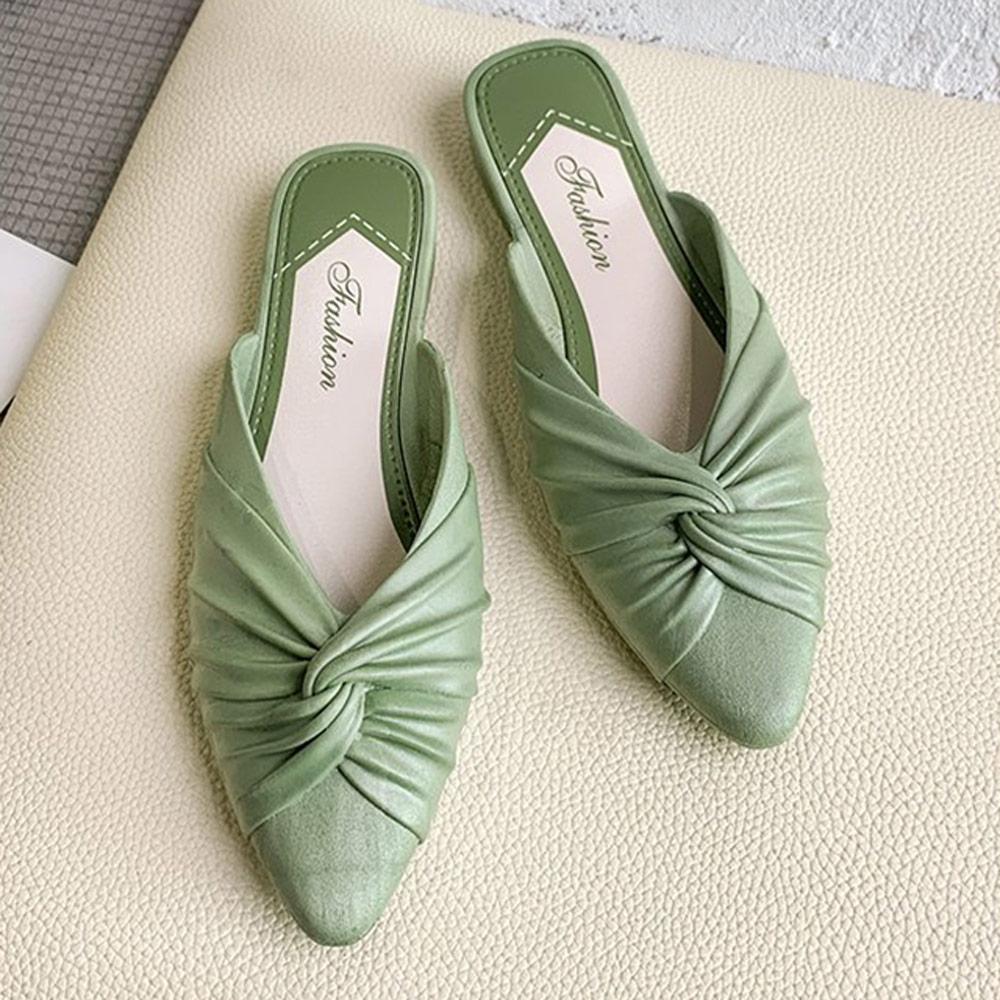 KEITH-WILL時尚鞋館-獨賣夏日漫遊穆勒懶人鞋(涼鞋/涼跟鞋/懶人鞋/穆勒鞋)(共3色) product image 1