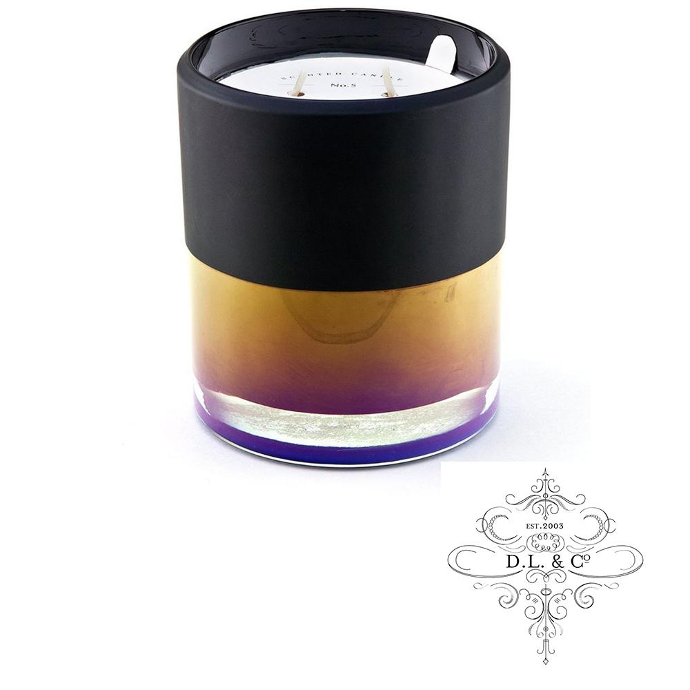 美國 D.L. & CO. 霓虹光瓶系列 醇甜橄欖 香氛禮盒 709g