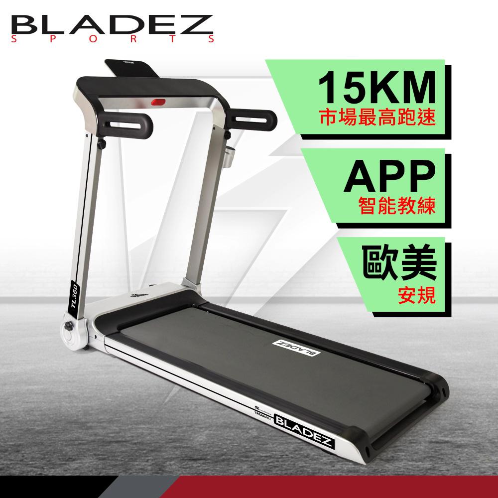 【BLADEZ】U3 GTR戰神全智能跑步機