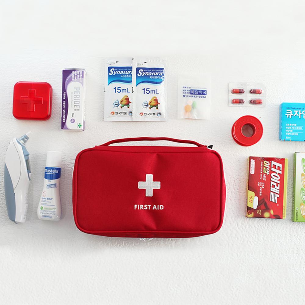 JIDA 大容量多用途手提醫藥急救收納包(2色)