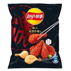 樂事 韓式辣醬炸雞口味