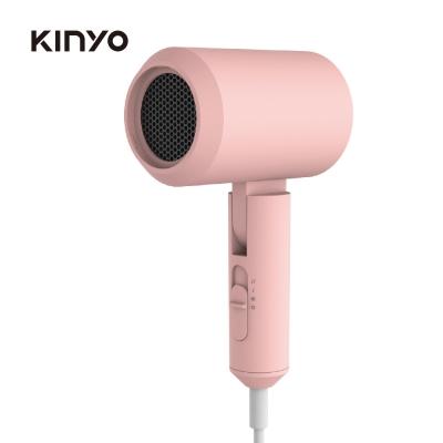 KINYO陶瓷負離子吹風機(粉)KH9201PI