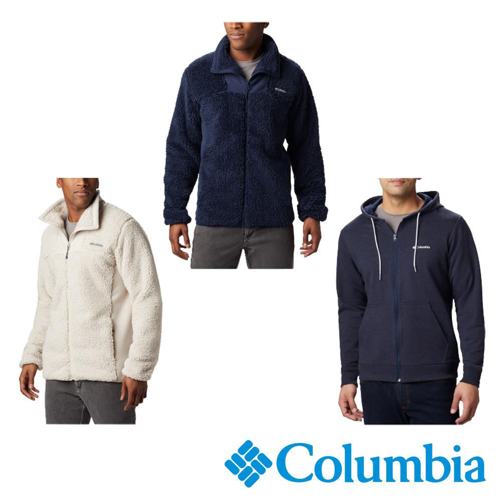 Columbia 哥倫比亞 男款 -保暖外套-3色 活動款
