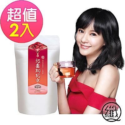 纖Q紅棗枸杞水 2入組(2g*30入/2包)