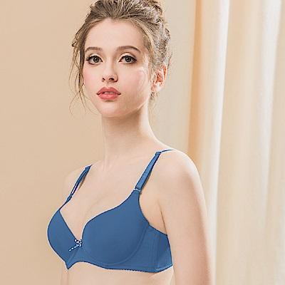 台灣製無痕軟鋼圈裸感B-D內衣 個性調皮 可蘭霓Clany