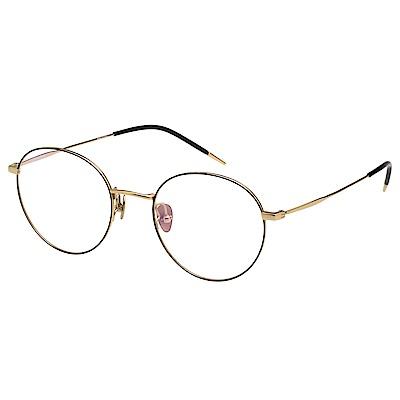 VEDI VERO β鈦 光學眼鏡 (外黑內金)