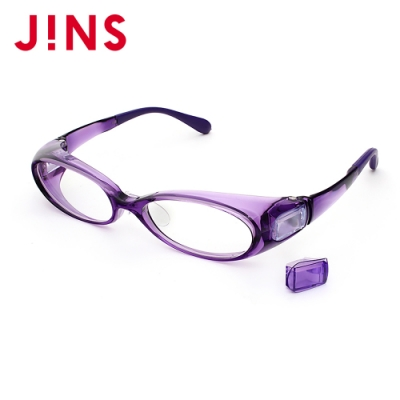 JINS 保濕水感鏡框(AMST13A004)