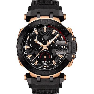 TISSOT天梭 MOTOGP 2018限量版計時錶(T1154173706100)