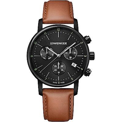 瑞士WENGER Urban Classic都會時尚手錶(01.1743.115)