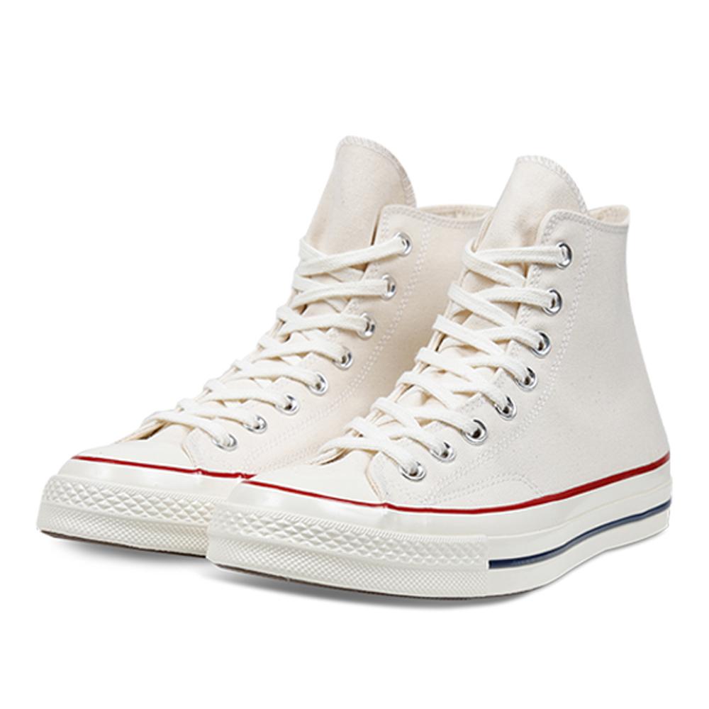 CONVERSE-男女休閒鞋162053C-米白