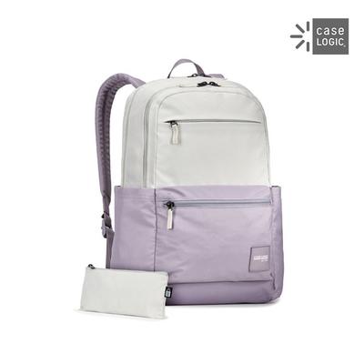 Case Logic-UPLINK 26L筆電後背包CCAM-3116-灰/淺紫