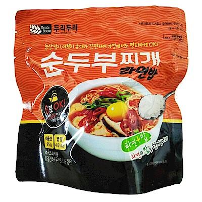 (活動)DOORI DOORI 泡飯+泡麵 - 韓式辣豆腐口味  ( 95g/包 )