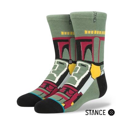 STANCE BOBA FETT-男襪-STAR WARS星際大戰