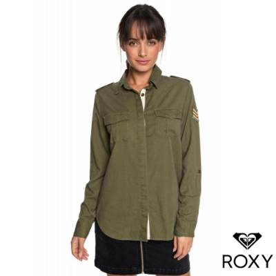 【ROXY】MILITARY INFLUENCE 襯衫