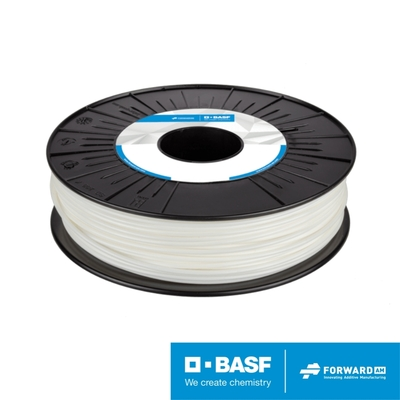 Ultrafuse_3D列印線材750g_PLA PRO1自然白1.75mm (德國巴斯夫出品 荷蘭製造)