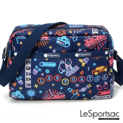 LeSportsac - Standard側背隨身包 (迪斯可之夜)