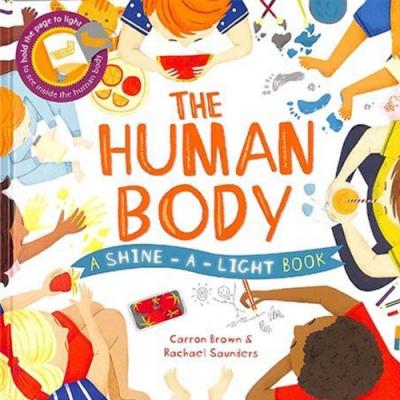 The Human Body 透光書:身體篇精裝繪本