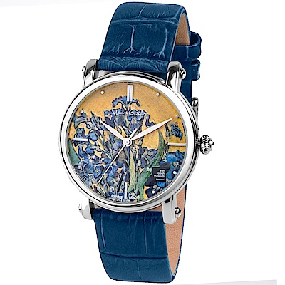 梵谷Van Gogh Swiss Watch梵谷經典名畫女錶(Lady 10)
