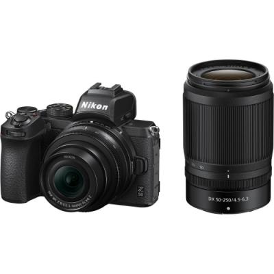 Nikon Z50 +Z DX 16-50mm + 50-250mm雙鏡組(公司貨)