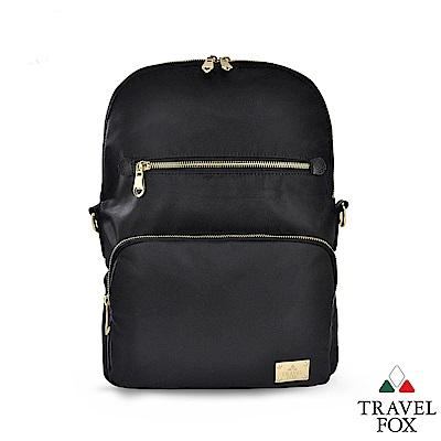 TRAVEL FOX 旅狐包 - 優形 可折式多層口袋肩斜三用後背包