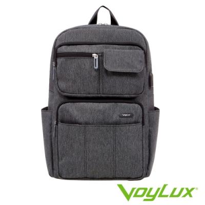VoyLux 伯勒仕-Vantage系列電腦後背包-瓦灰色3581009