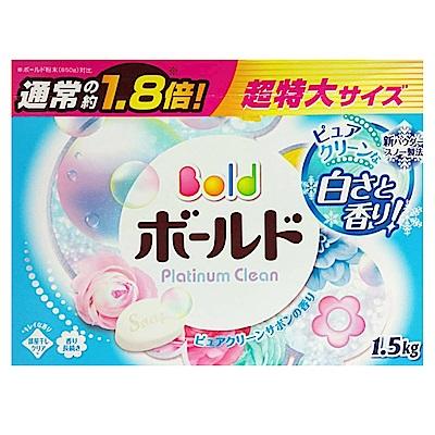日本P&G 香氛洗衣粉(1500g)