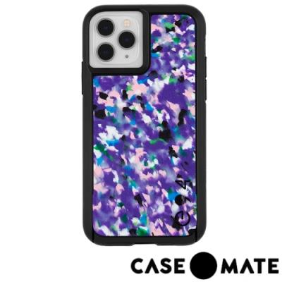 美國 Case●Mate iPhone 11 Pro Max手機保護殼愛護地球款-紫色迷彩