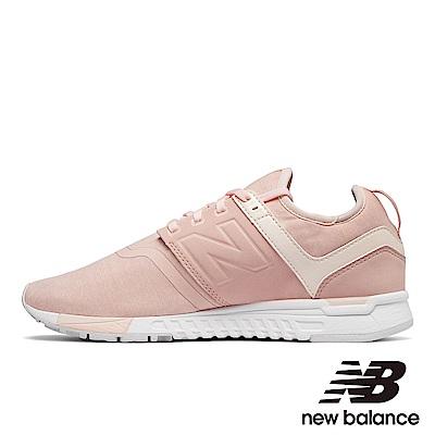 New Balance 復古鞋 WRL247YC 女 粉紅