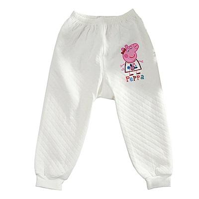 粉紅豬小妹三層純棉保暖褲 k60947 魔法Baby