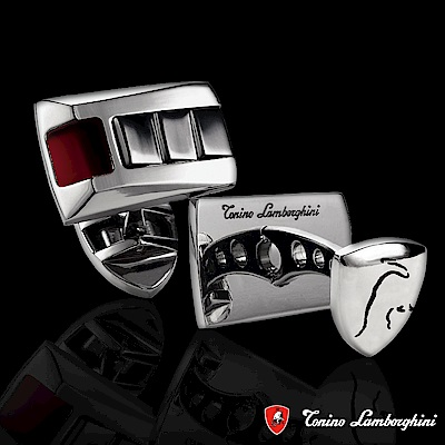 藍寶堅尼Tonino Lamborghini IL PRIMO Red 袖釦