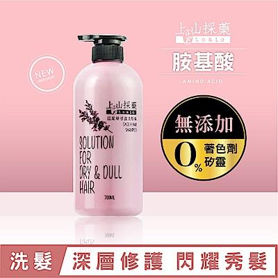 tsaio 上山採藥 鼠尾草修護洗髮精 700ml (染燙損髮修護)
