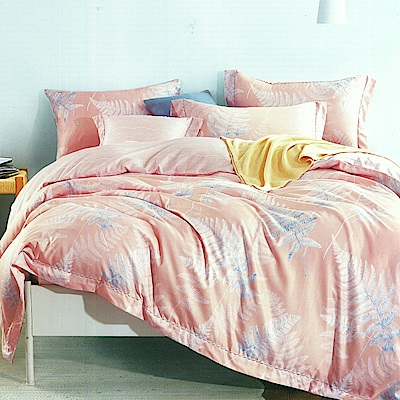 La Lune 裸睡體驗科技天絲涼被雙人床包四件組