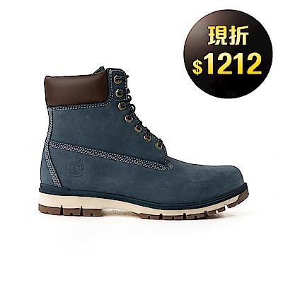 Timberland 男款藍色6吋靴 | A1PCG431