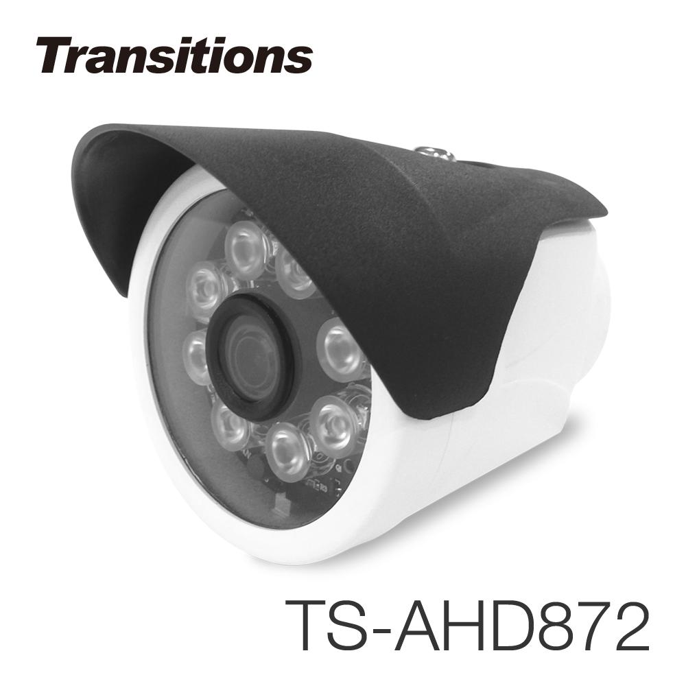 全視線 TS-AHD872H-4 室外日夜兩用 8顆紅外線LED攝影機 product image 1