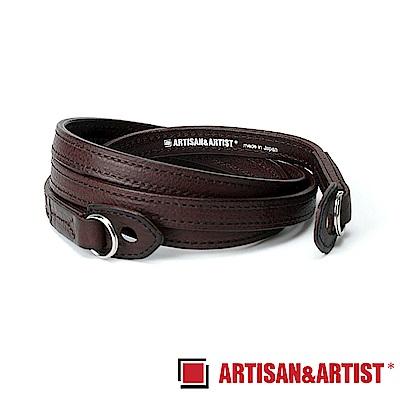 ARTISAN & ARTIST 義大利牛革相機背帶 ACAM-280L (加長版/深棕)