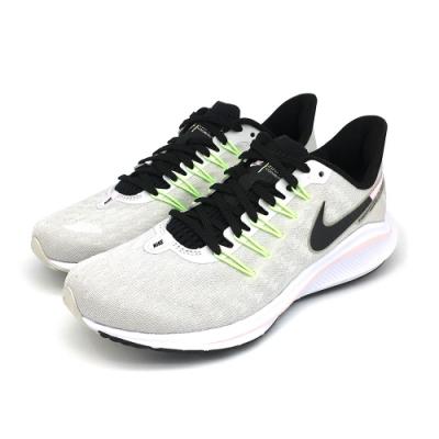 NIKE AIR ZOOM VOMERO 14女跑步鞋 白綠粉-AH7858002