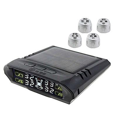 IS愛思 TP-800 太陽能無線胎溫胎壓偵測器