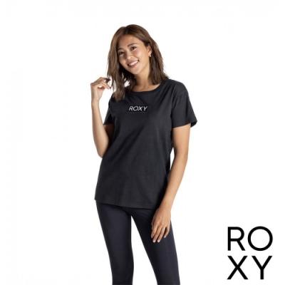 【ROXY】BOX ROXY T恤 黑色