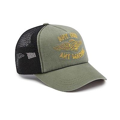 Deus Ex Machina 刺繡卡車帽