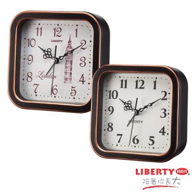 LIBERTY利百代   復古英倫-大型鬧鐘 LB-2003