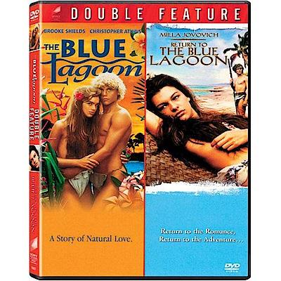 藍色珊瑚礁 1+2 合集  DVD