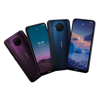 NOKIA 5.4 (6G/64G) 6.39吋四鏡頭智慧手機