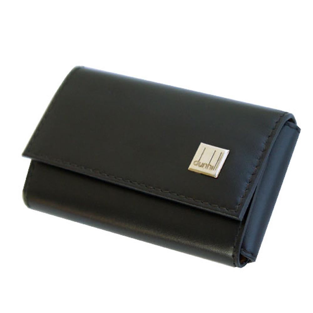 Dunhill 雙色皮革袖扣包