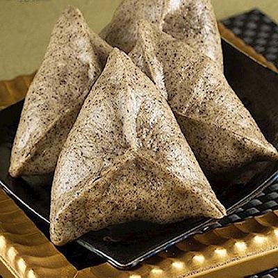 滿面香 麻糬芝麻銀三角(4顆入)