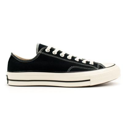 CONVERSE CTAS 70 OX 中 低筒休閒鞋 黑 162058C