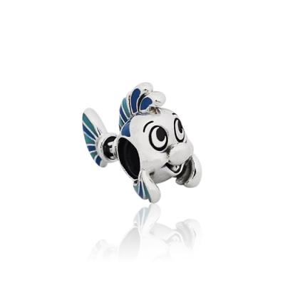 Pandora 潘朵拉 迪士尼系列 小比目魚 純銀墜飾 串珠