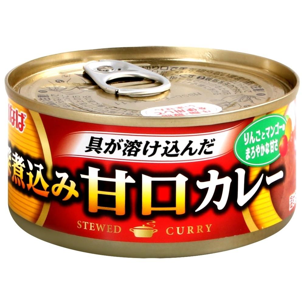 稻葉 濃郁燉煮咖哩罐[甘口](165g)