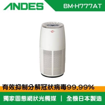 ANDES 19~21坪 Bio Micron空氣清淨機 BM-H777AT 日本原裝